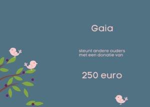 Wil je doneren aan een goed doel als je baby is overleden? Steunpunt Nova kan jouw steun goed gebruiken om weer andere ouders te helpen. Dankjewel!
